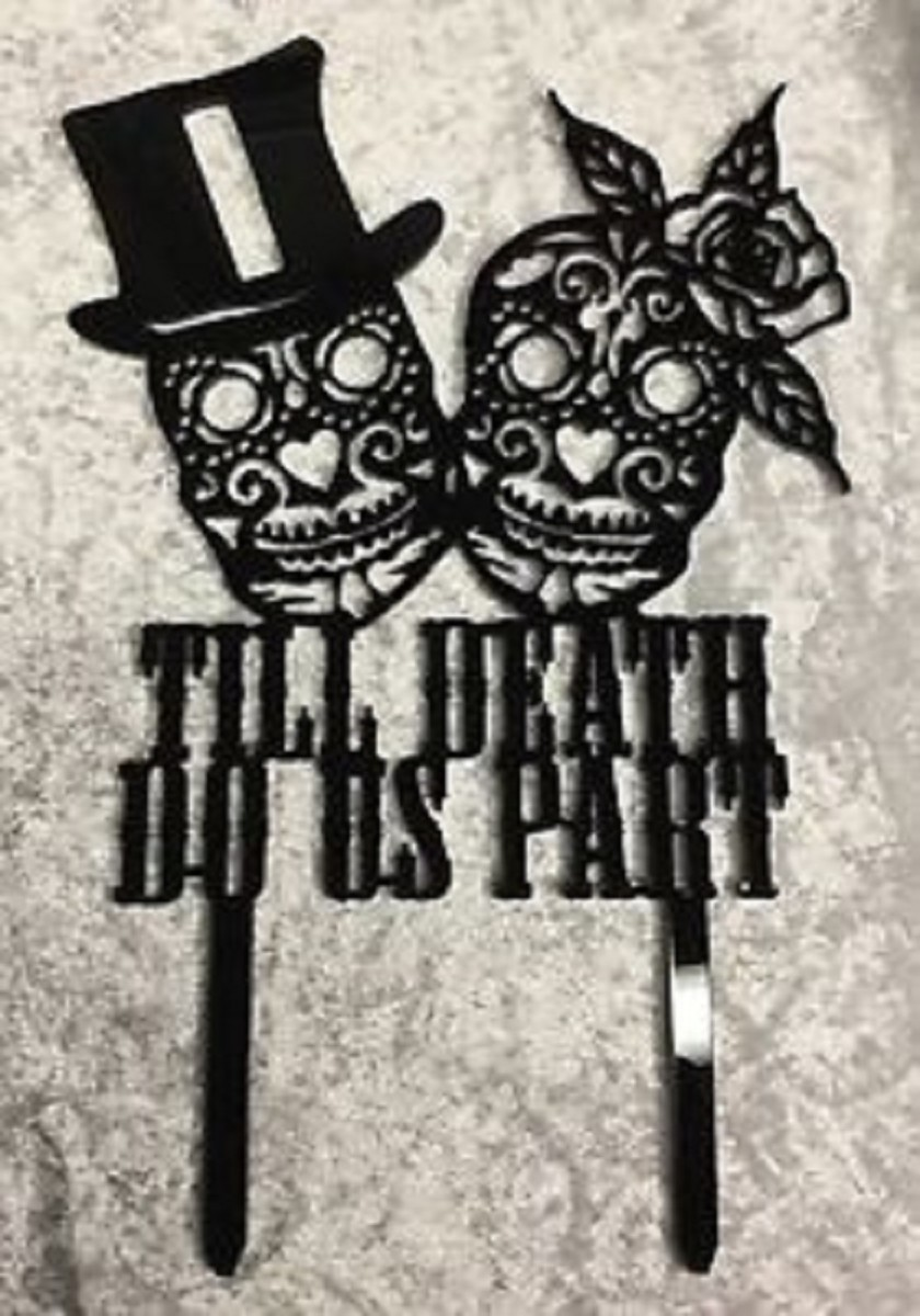 Till Death Do Us Part; A Story of Mystery and Intrigue Part 10