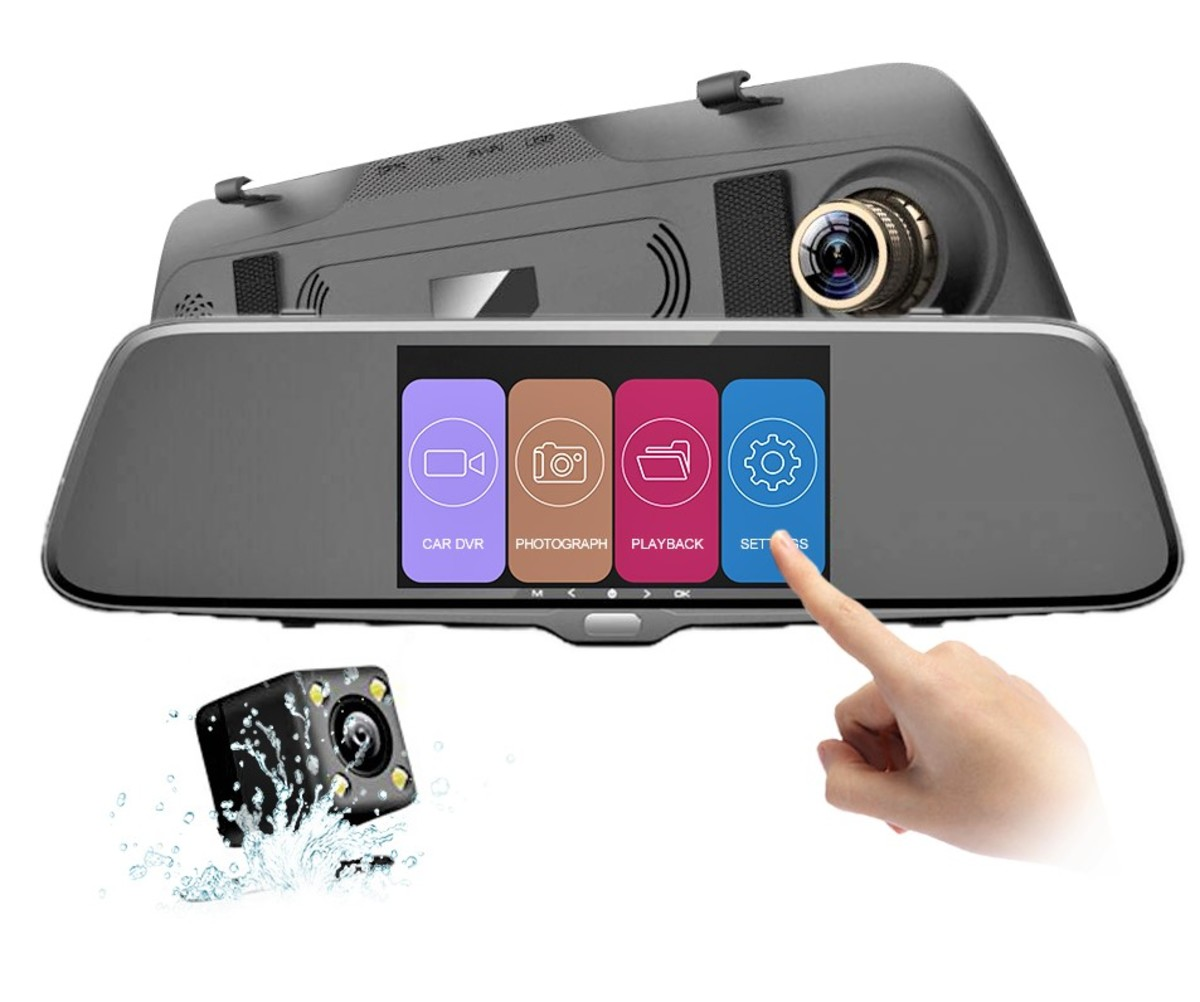 Autowit Backup Dash Camera (Front & Rear View)