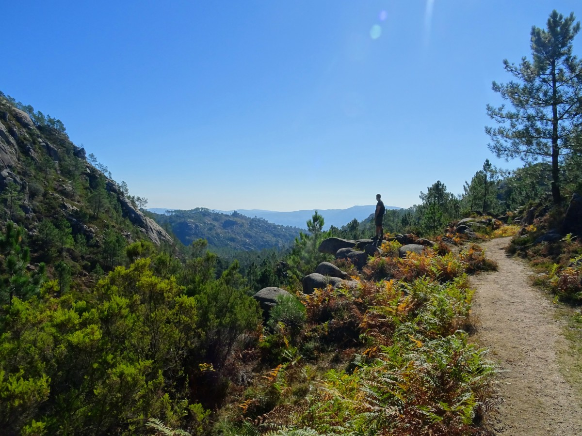 That sweet spot — Peneda-Gerês National Park, Portugal