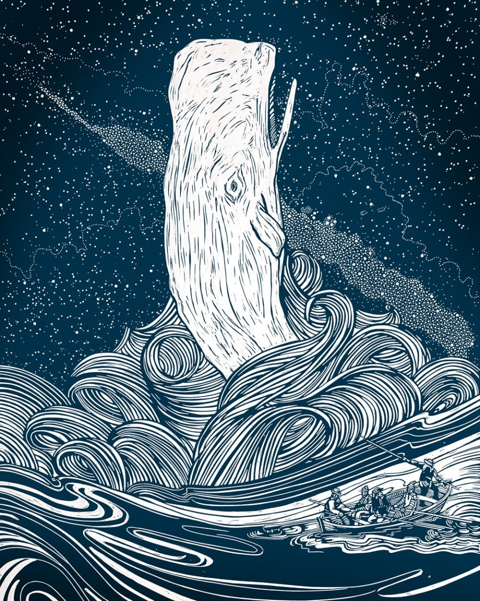 Moby Dick and the Brutality of Man