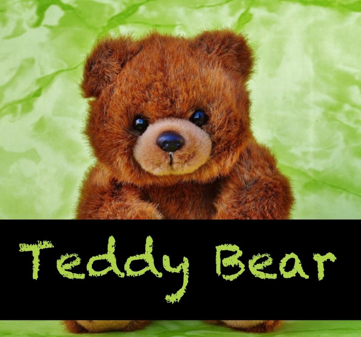 Teddy Bear (A Narrative Poem)