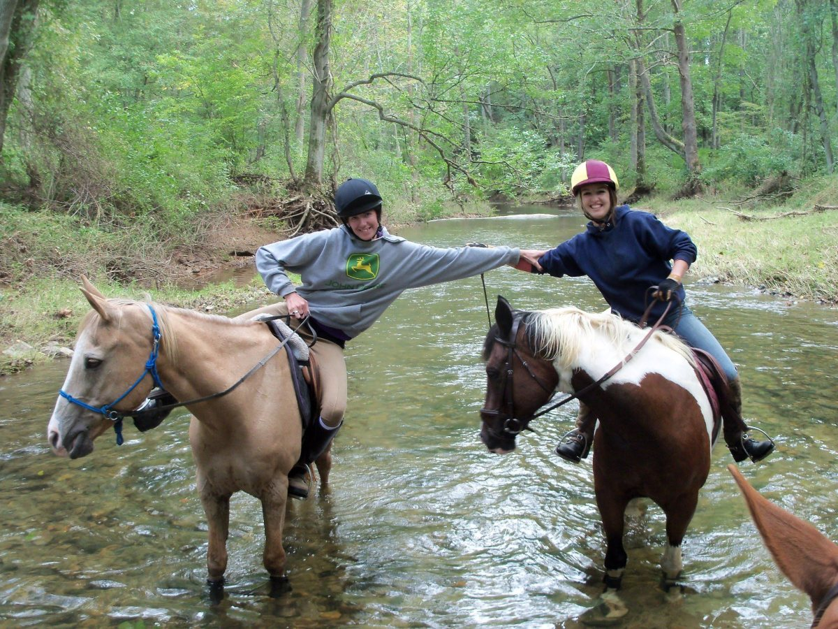 A Guide for First-Time Trail Riders