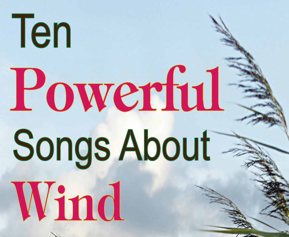 10 Powerful Songs About Wind