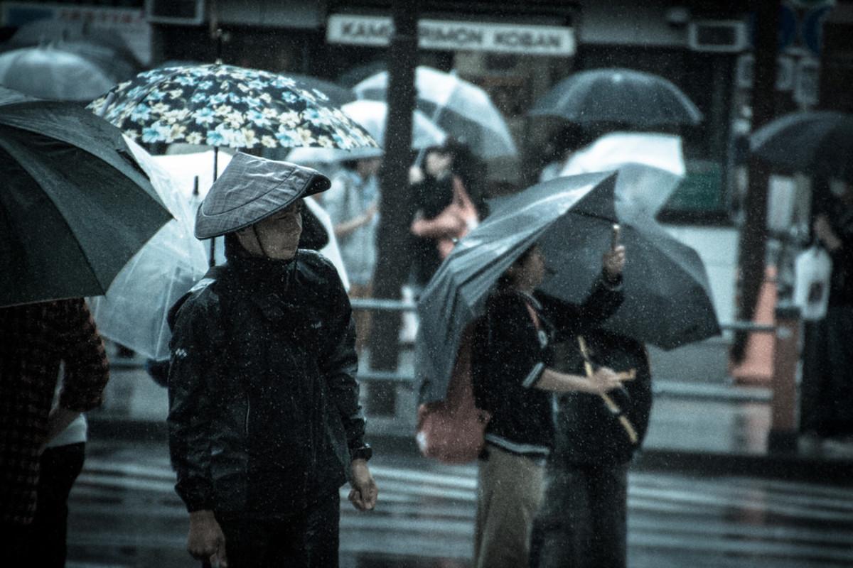 Dealing With Floods and Landslides in Japan