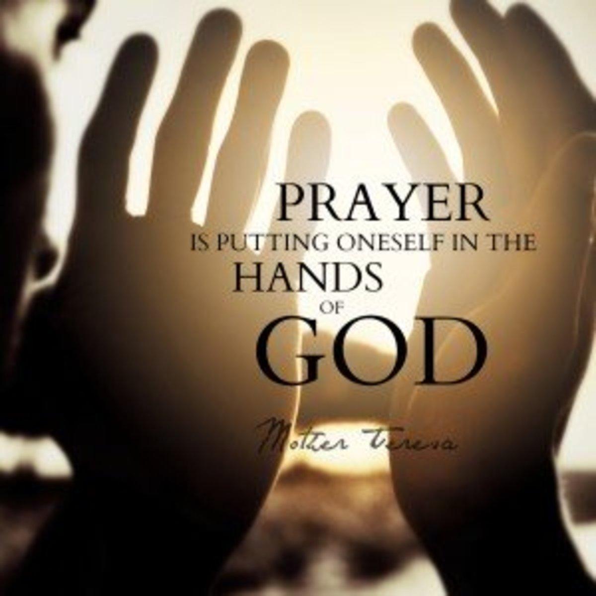 Prayer - Food for Soul