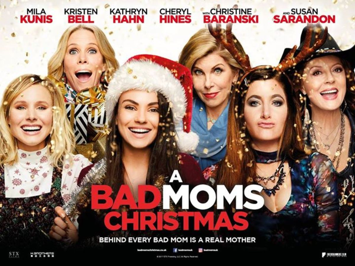 A Bad Moms Christmas' Review | ReelRundown