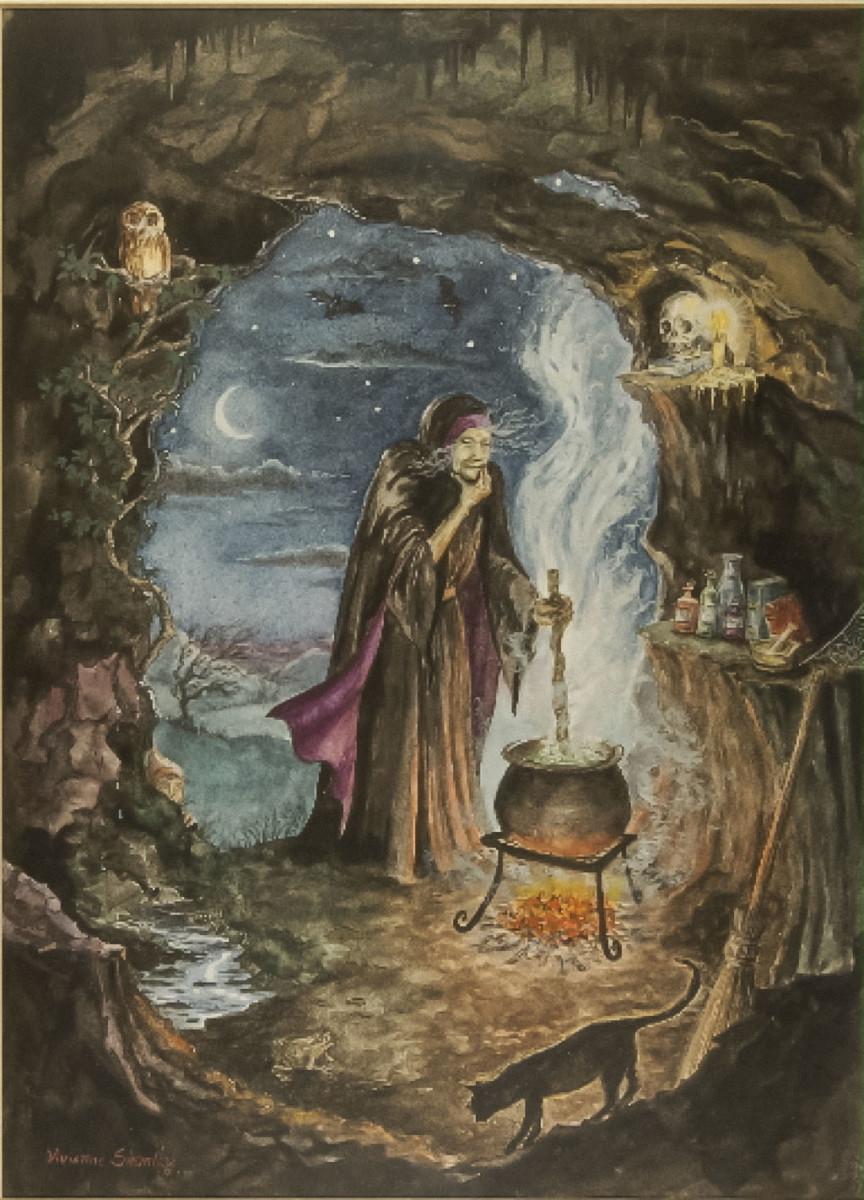 On a Samhain Night