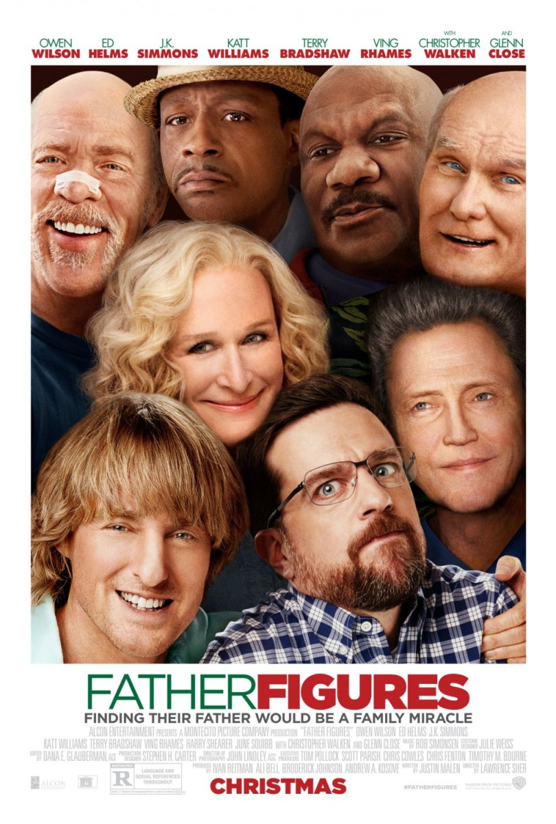 """Movie Review: """"Father Figures"""""""