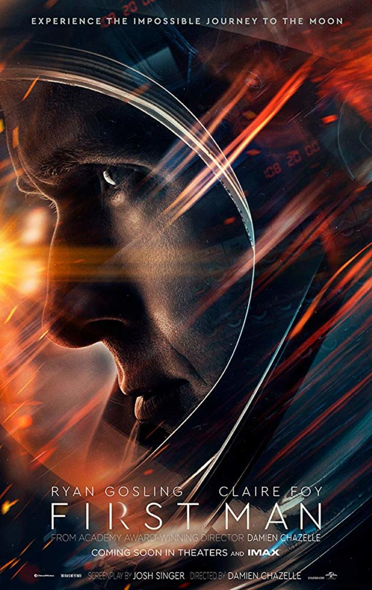 Armstrong's Journey to the Moon: 'First Man' Review