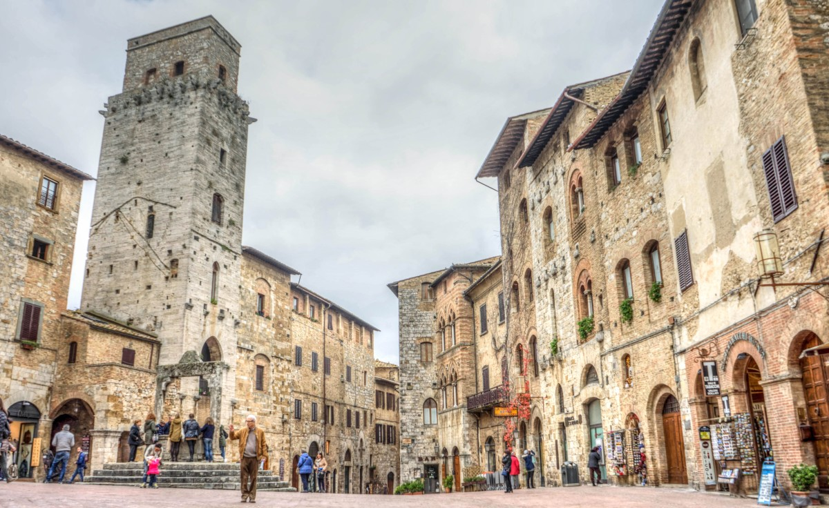 The Joys of San Gimignano in Spring