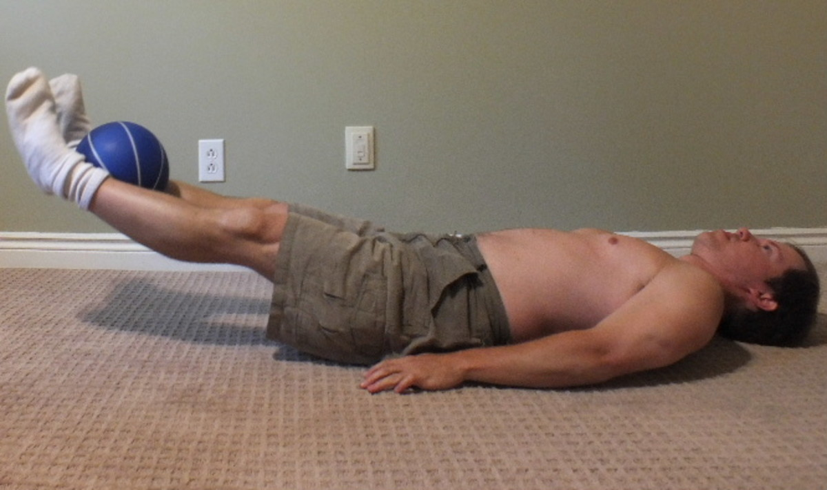 Ab Workout: Best at Home Muscle Building Ab Exercise for Quick Results