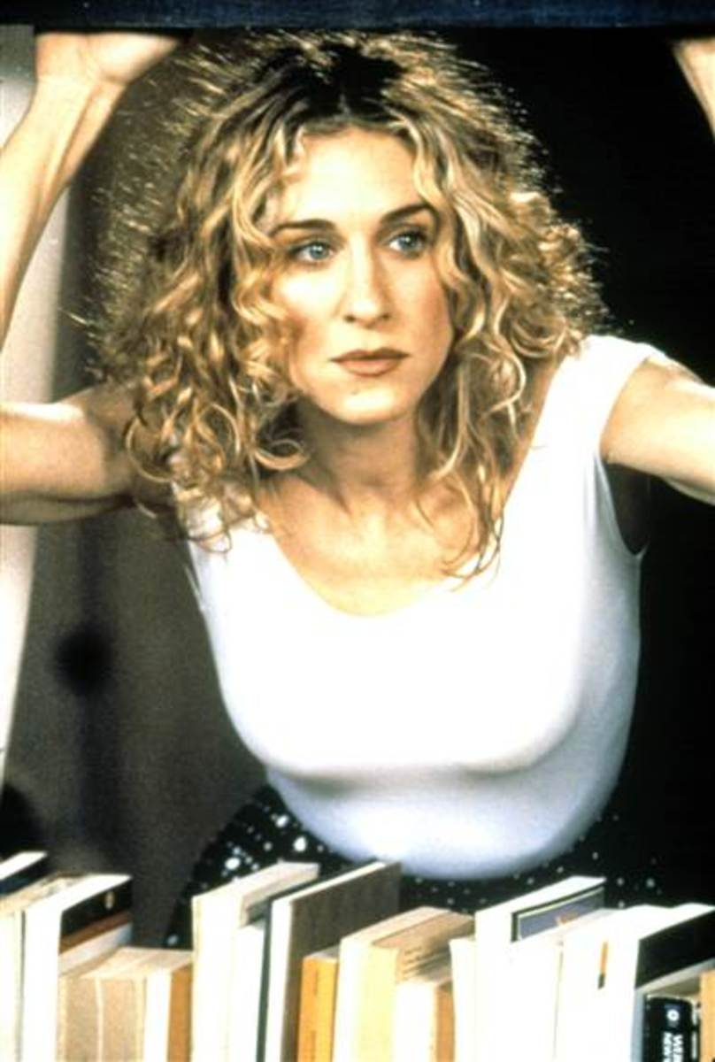 The (Hair)Volution of Carrie Bradshaw From Sex and the City