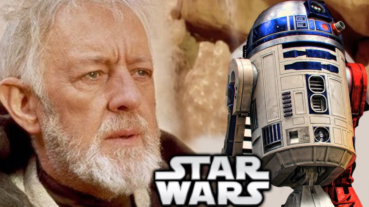 Why Didn't Obi-Wan Recognize R2-D2 and C-3PO in A New Hope?