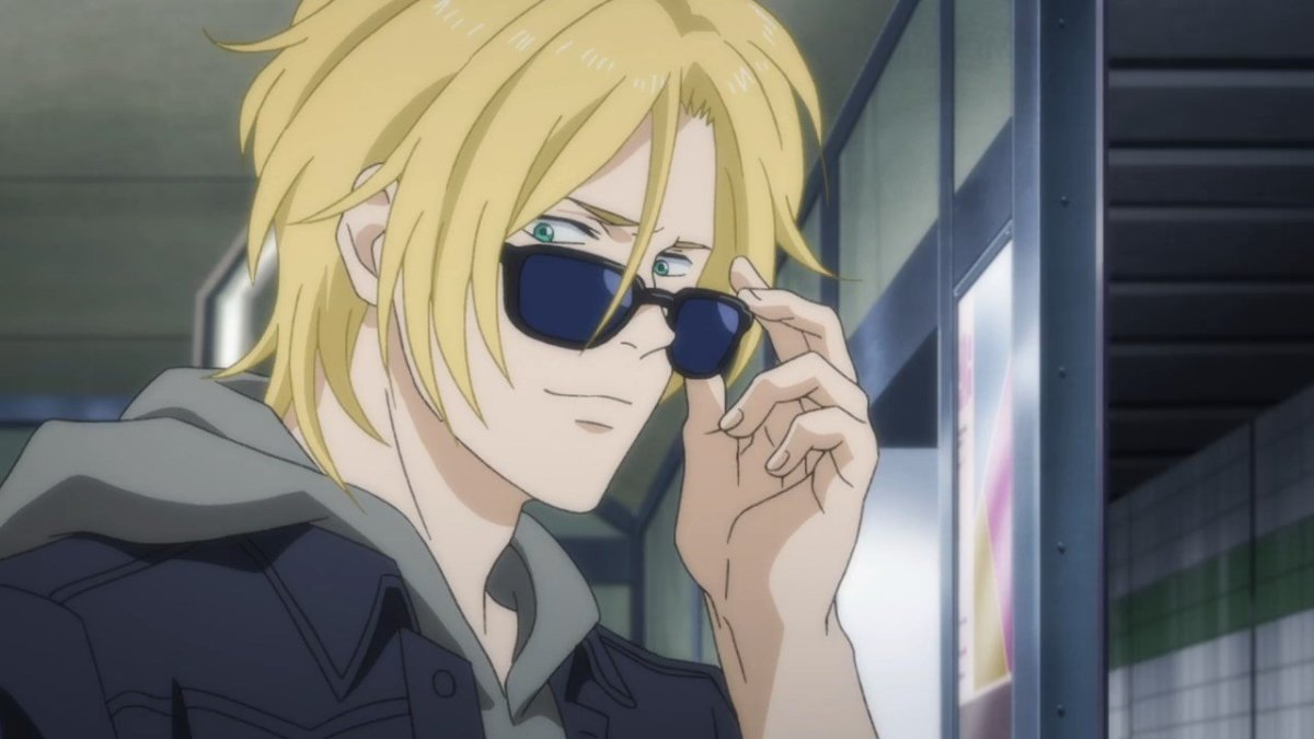 Banana Fish follows Ash Lynx's monumental struggle against his unjust fate.
