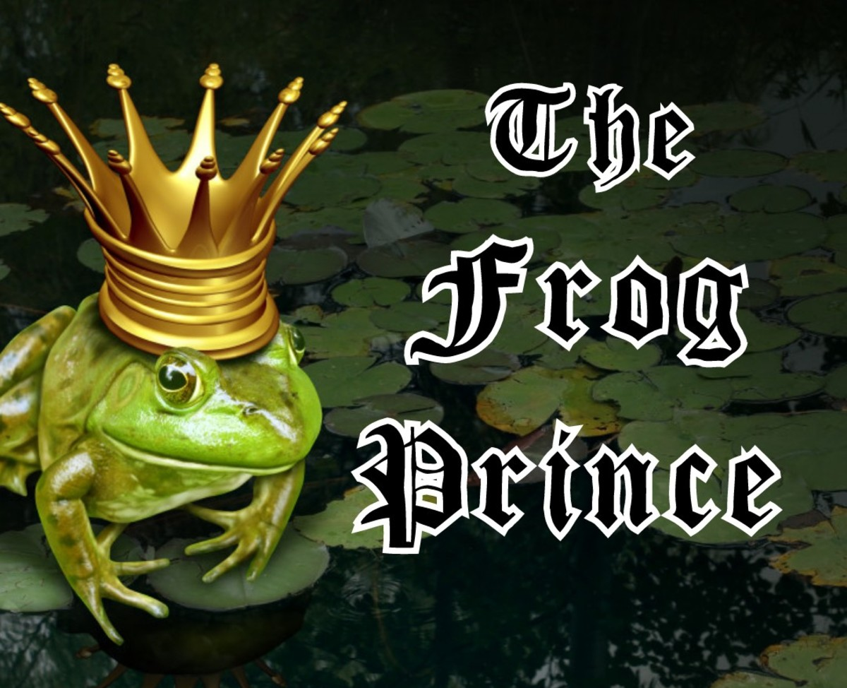 The Frog Prince (A Narrative Poem)