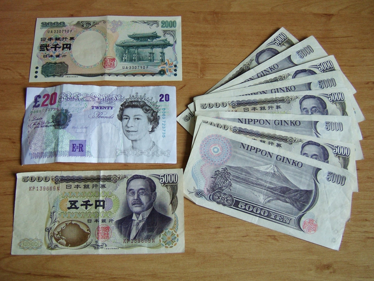 How to Get Japanese Yen Before and During Your Trip