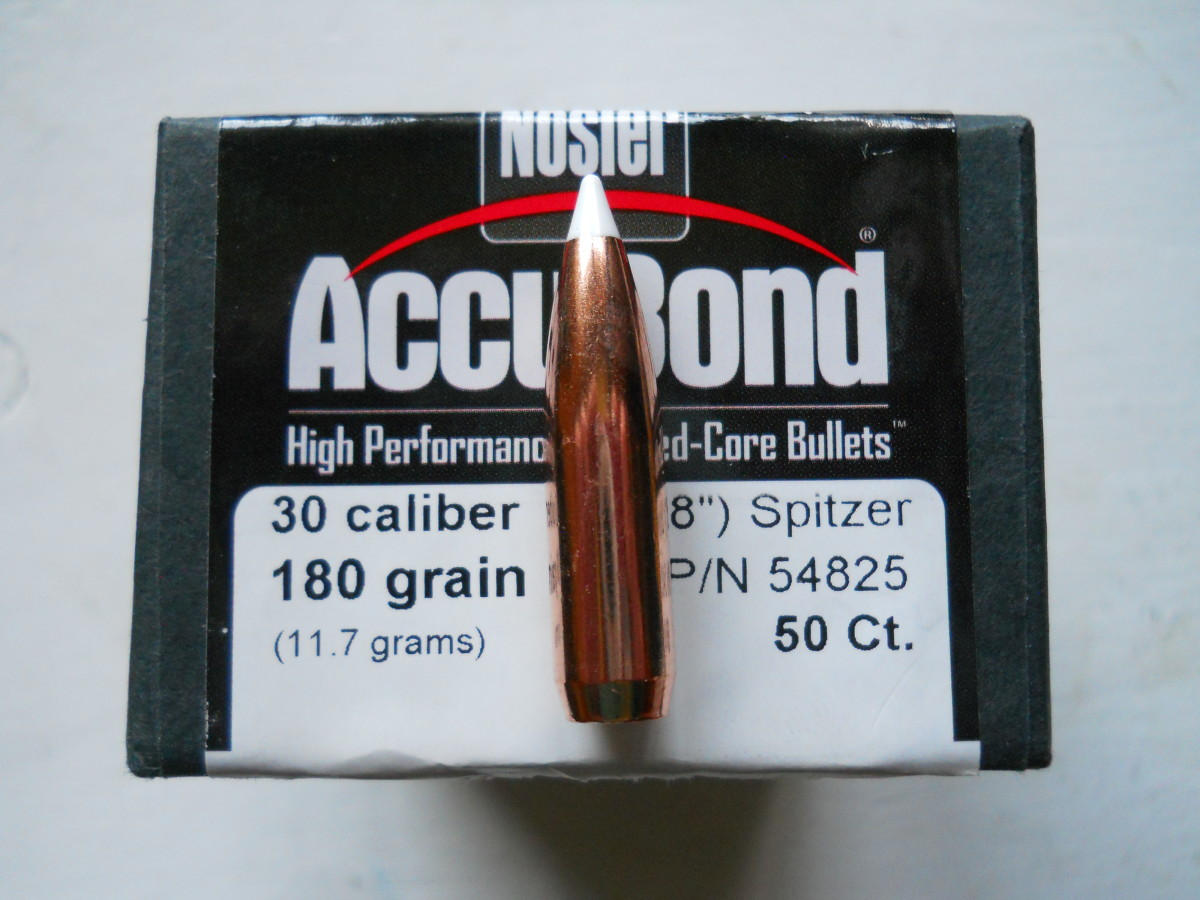 Nosler's AccuBond (Still the Do-It-All Hunting Bullet)