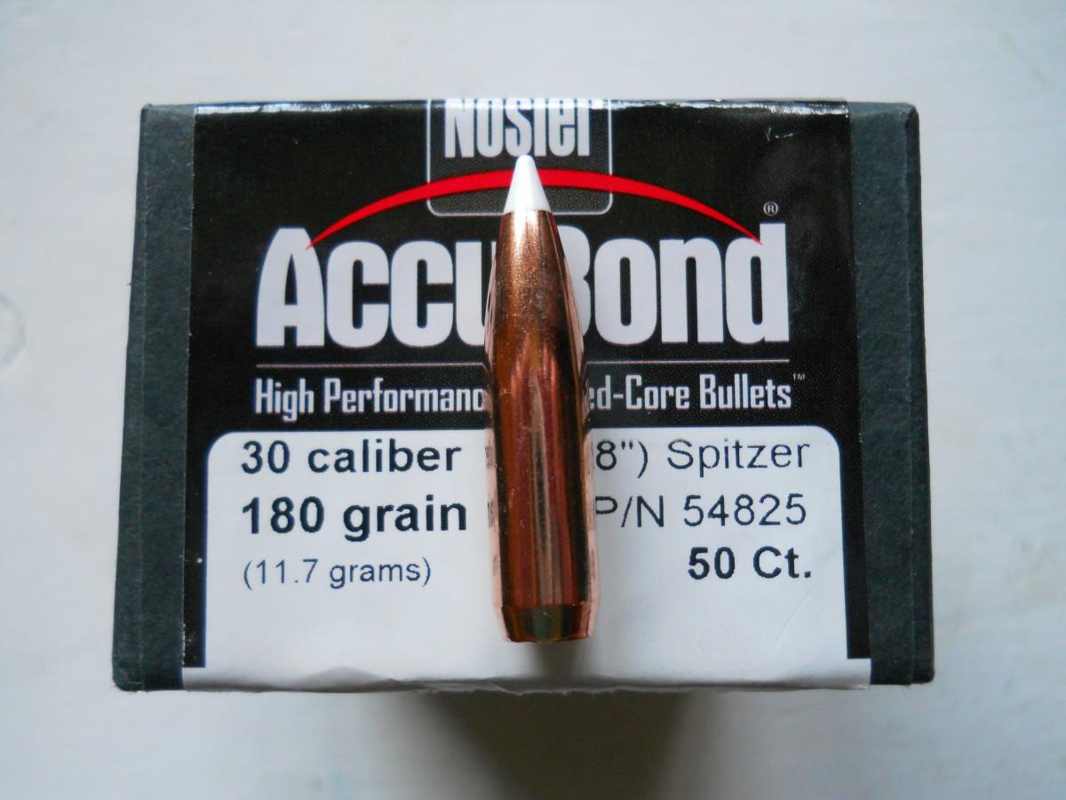 Nosler's AccuBond (Still the Do-It-All Hunting Bullet)