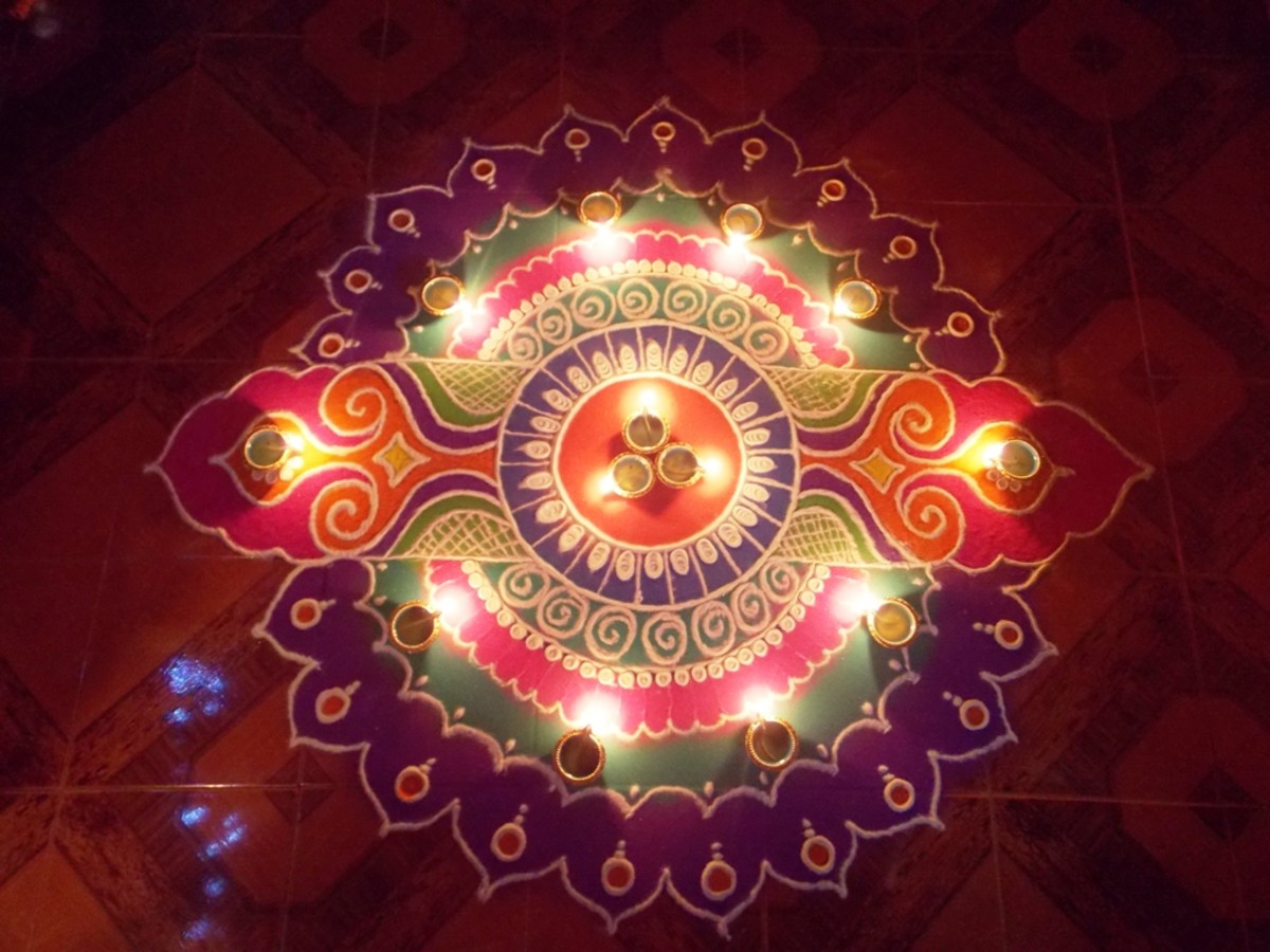 Divali: The Fire of Endless Love and Sacrifice