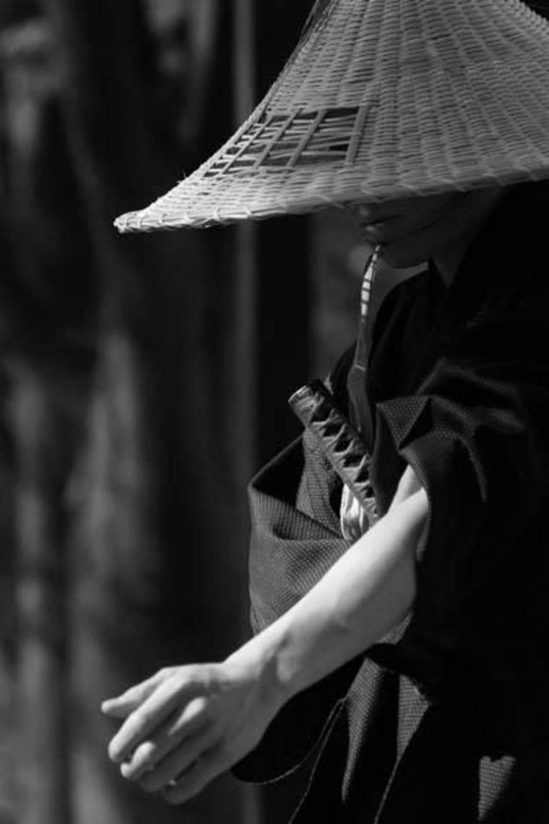 Japanese martial arts are famous for stoic concepts like honor and rigidity.  However they never forgot their origins as killing techniques as many of their them lack the flash of other styles and yet are still effective and calculated.