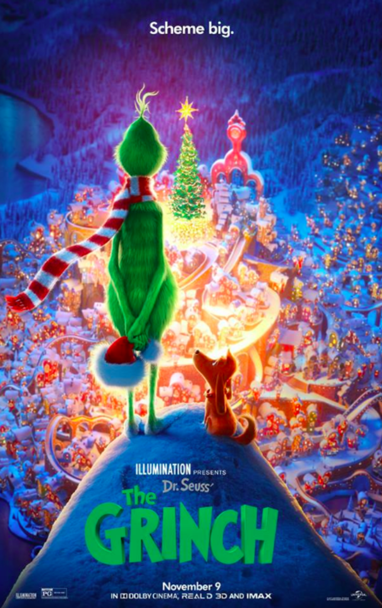 Dr. Seuss' the Grinch Movie Review