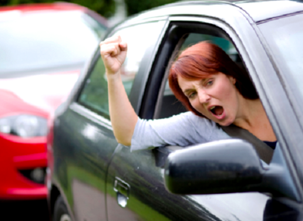 The Fundamental Attribution Error: Are All Drivers Idiots?