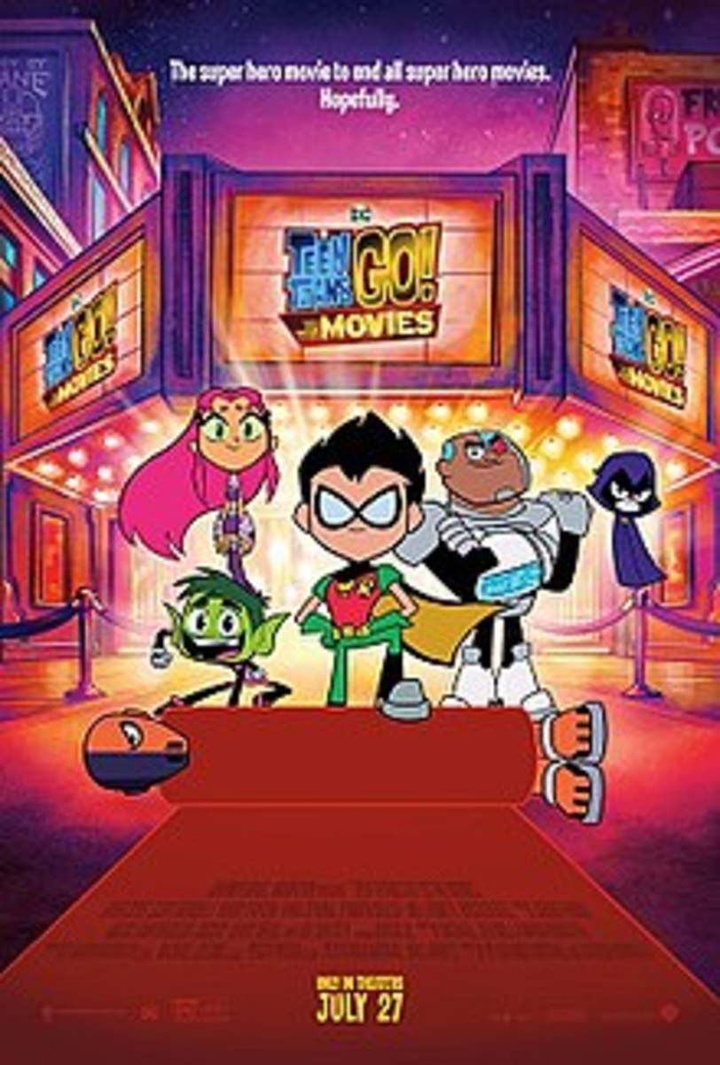 'Teen Titans Go! To the Movies' Review