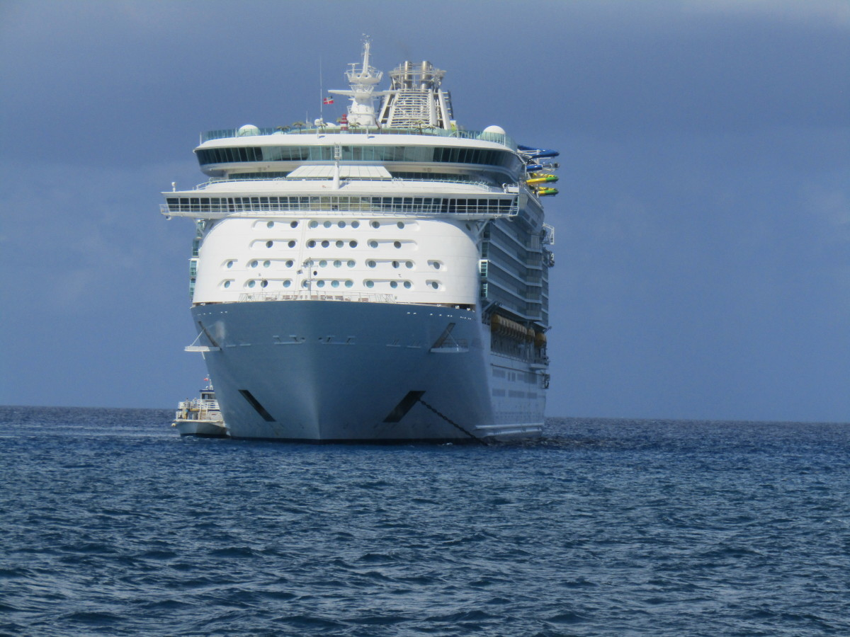 What to Expect on the First Day of Your Cruise Aboard the Mariner of the Seas