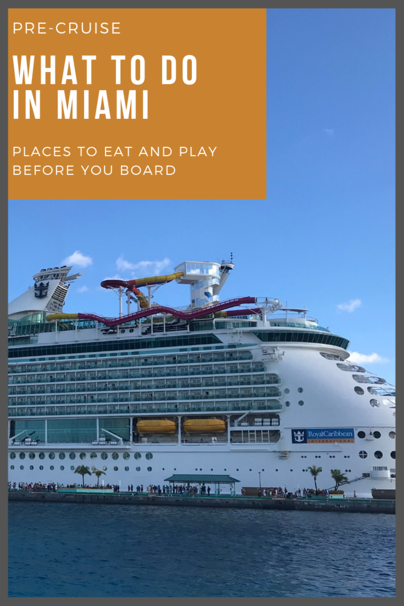 7 Awesome Places You'll Love in Miami Before Your Cruise