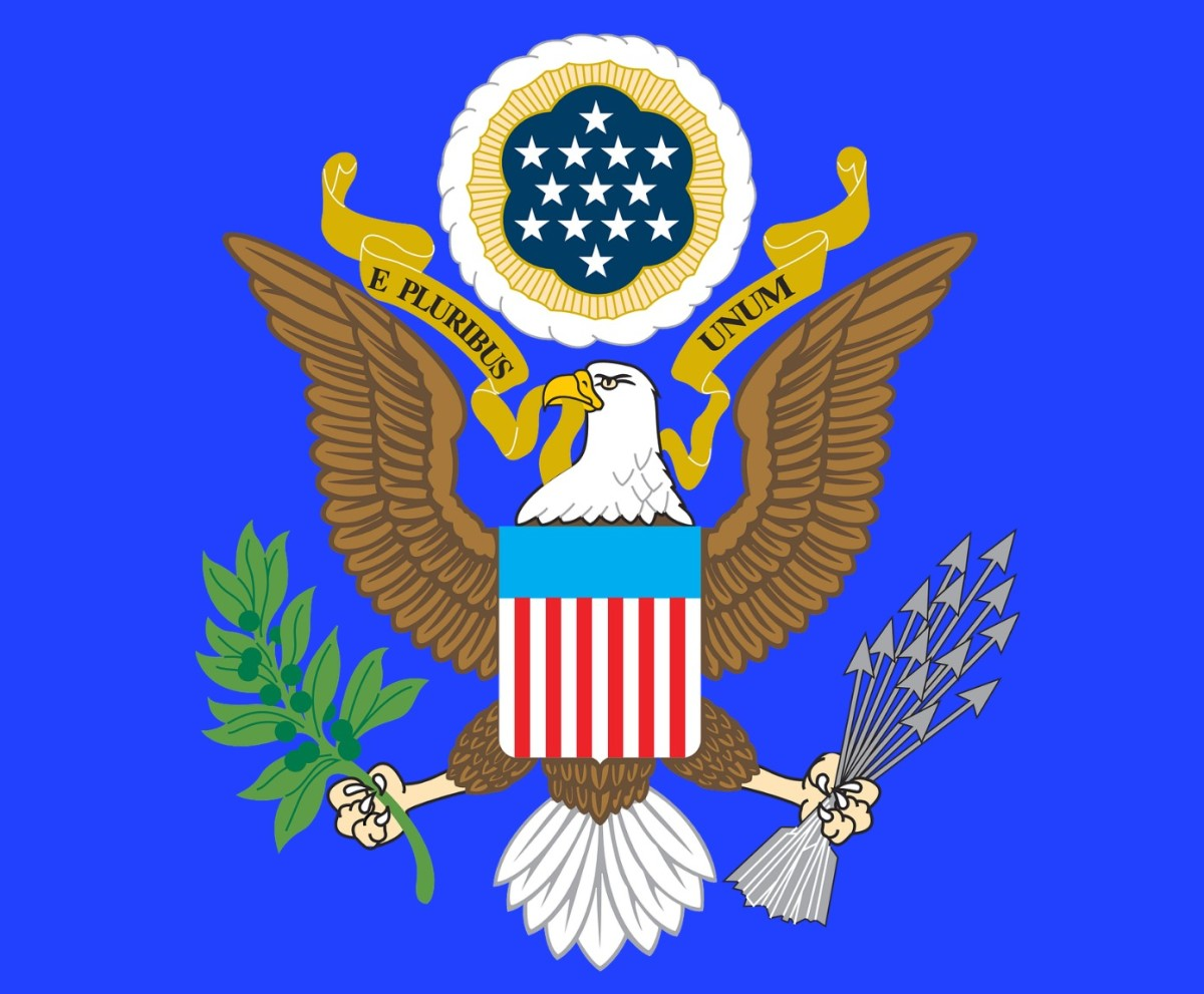 E Pluribus Unum means from many, one.