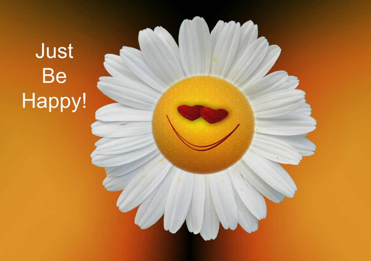 The secret to happiness may be very simple: Just be happy!
