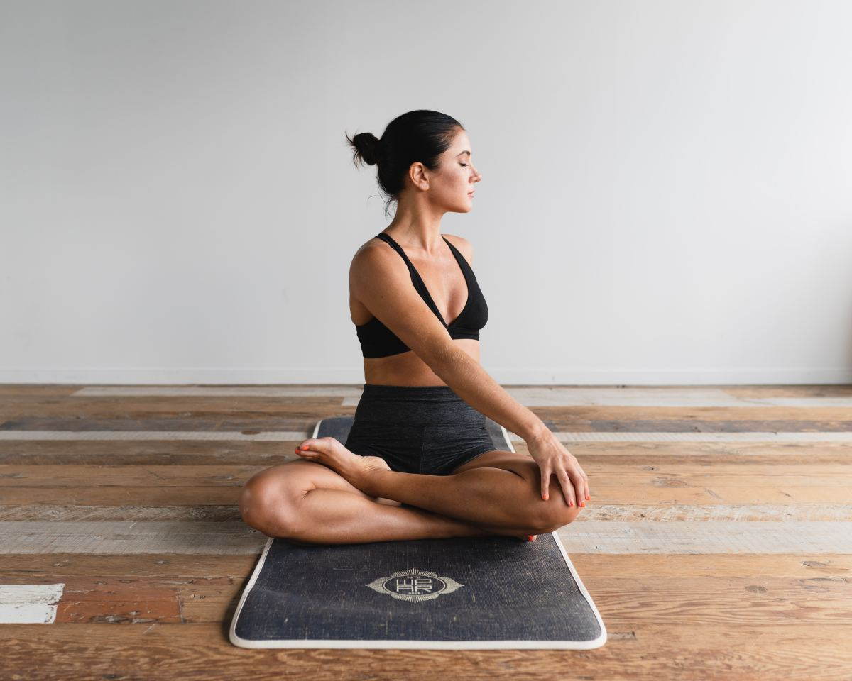 Posture is crucial to yoga.