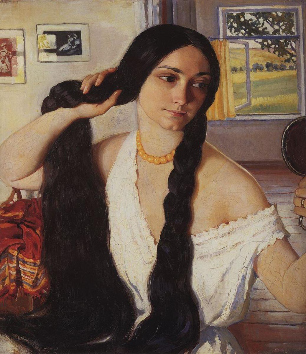 Artist Zinaida Serebriakova (1884–1967)