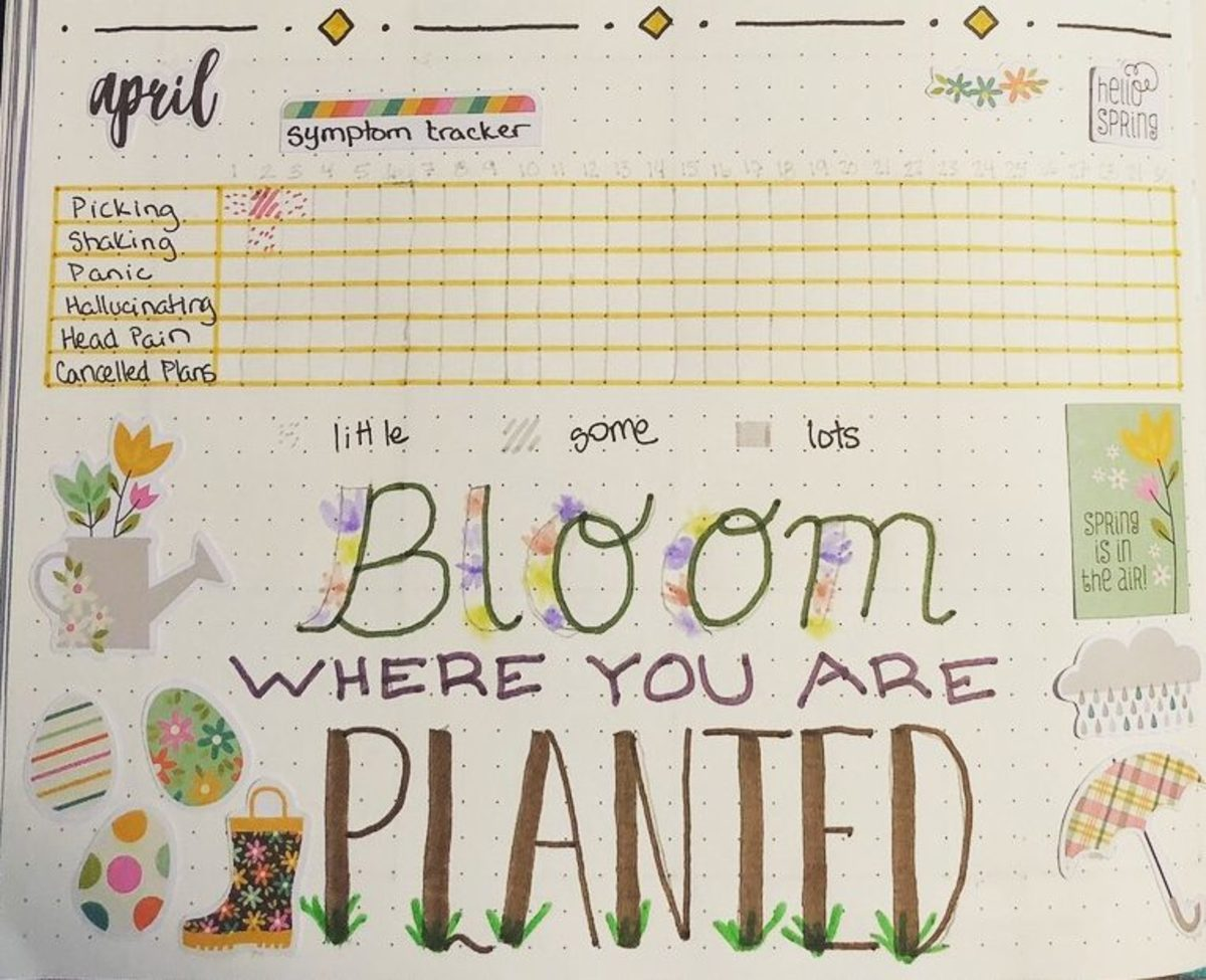 How Bullet Journal Symptom Tracking Can Change Your Life