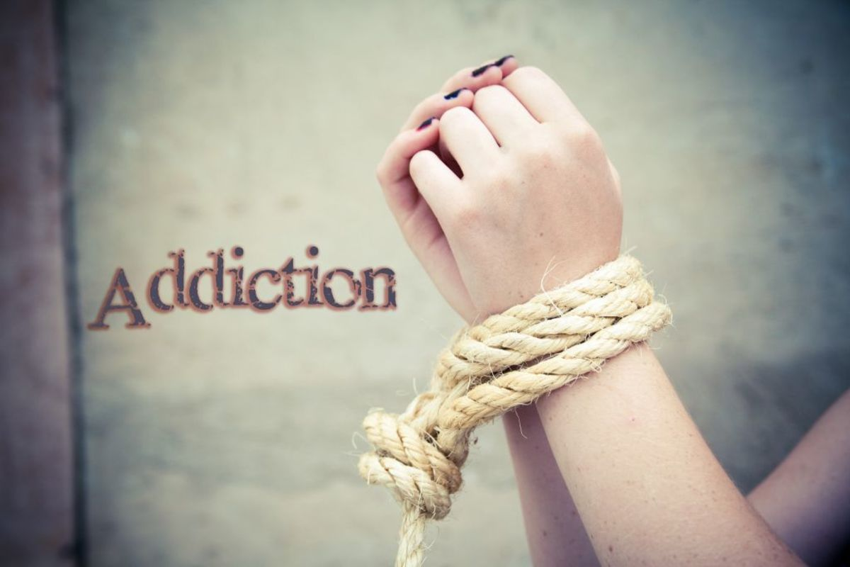 Addictions can leave people feeling trapped and alone.