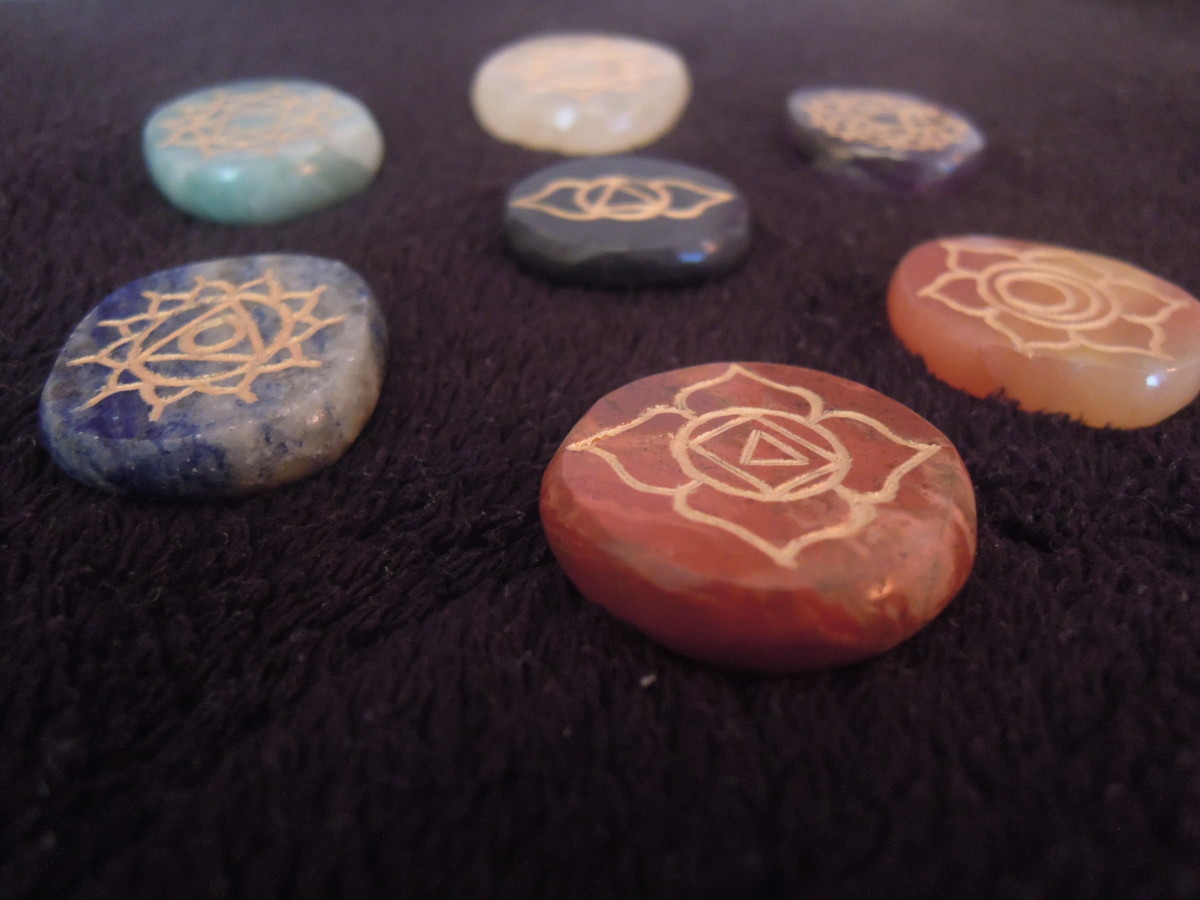 Each variety of crystal possess a unique vibrational freqeuncy that has healing abilities.