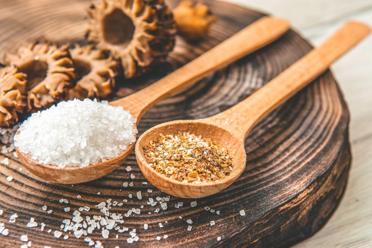 Epsom Salt and Other Herbs