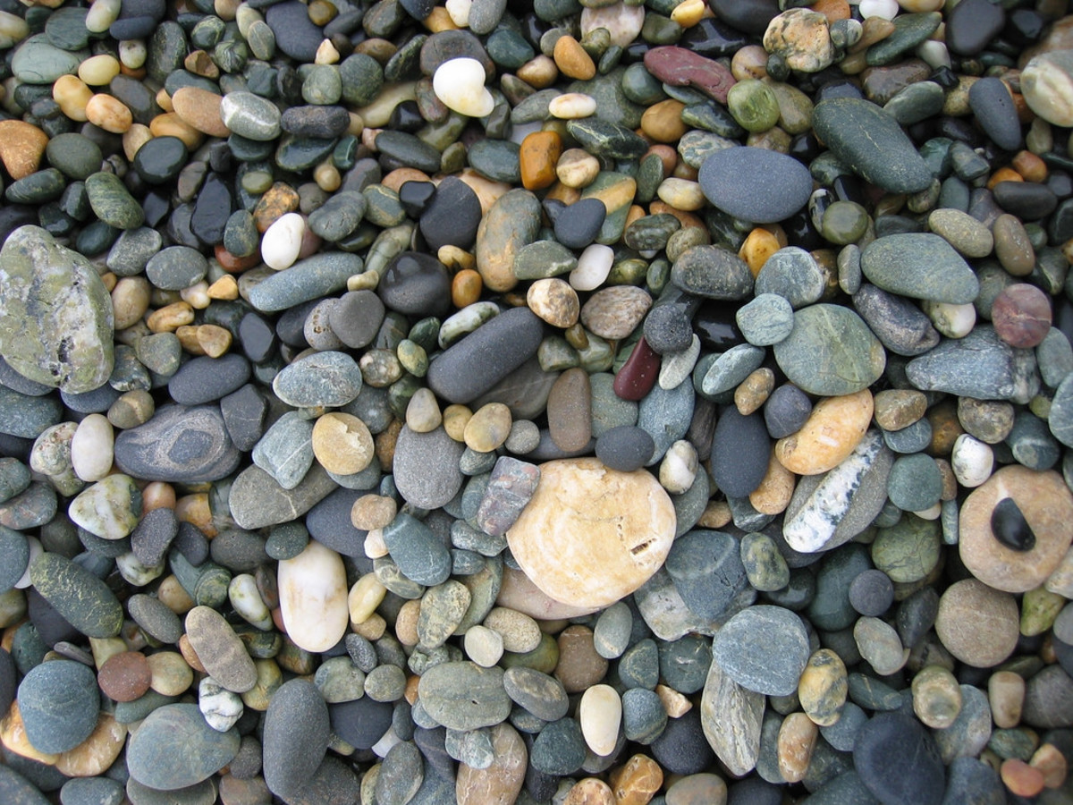 Everyday Stones and Their Healing Properties