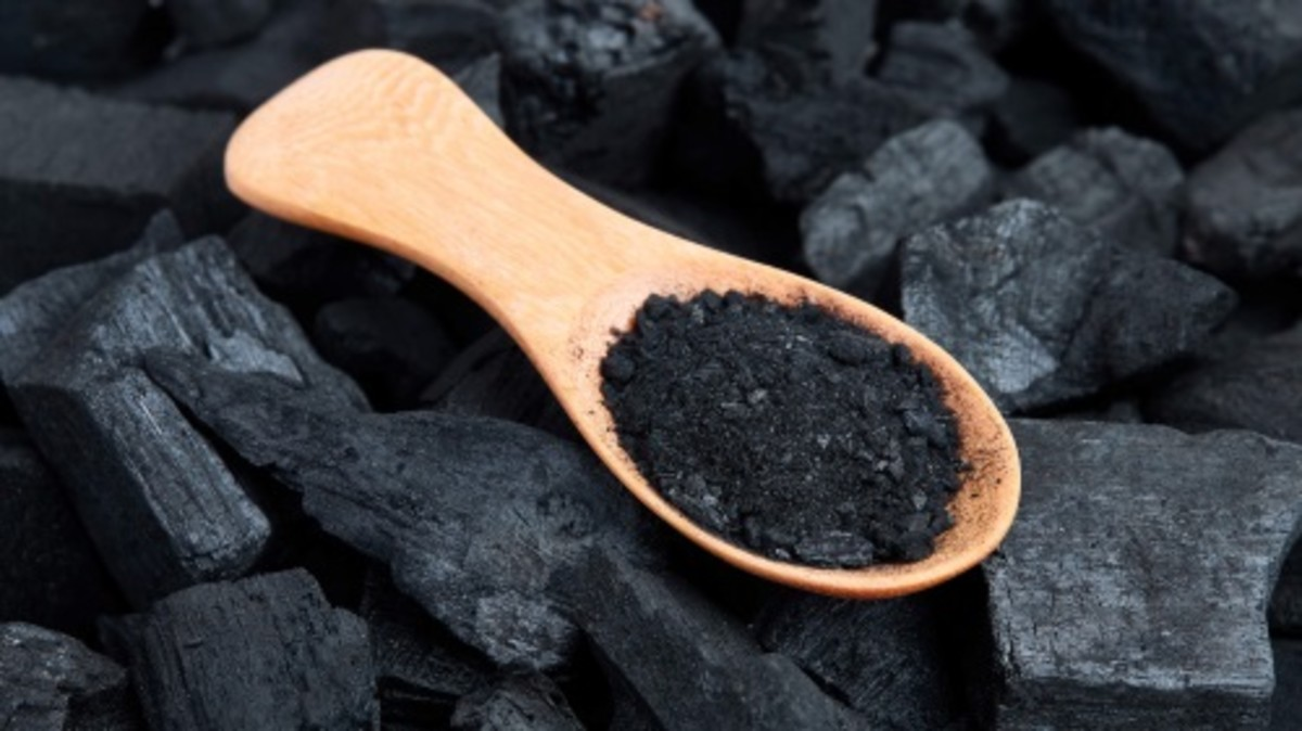 Activated charcoal is one of the most beneficial natural remedies for gum disease