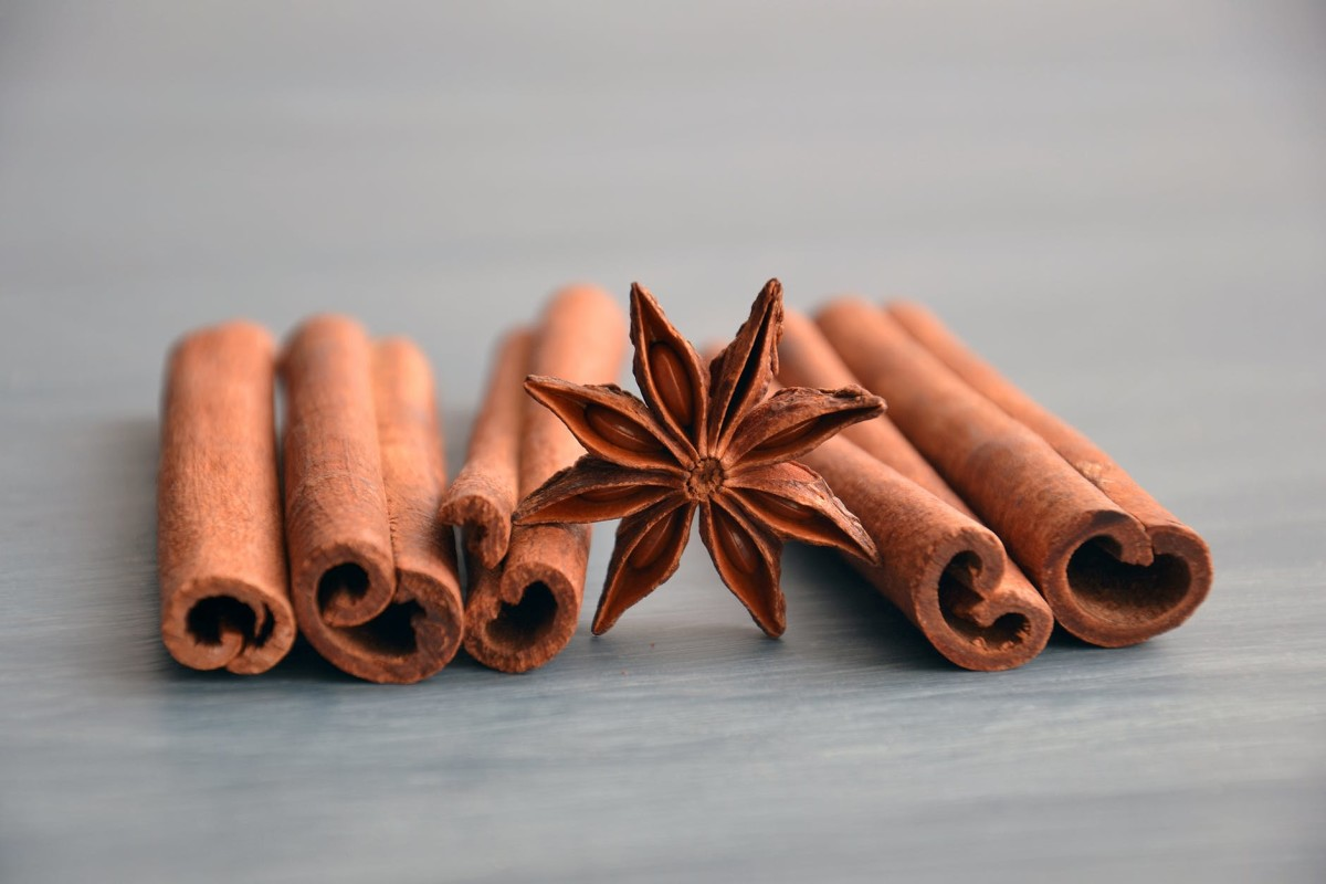 Cinnamon essential oil is a very popular oil to diffuser during the fall months because of its characteristic spicy scent.