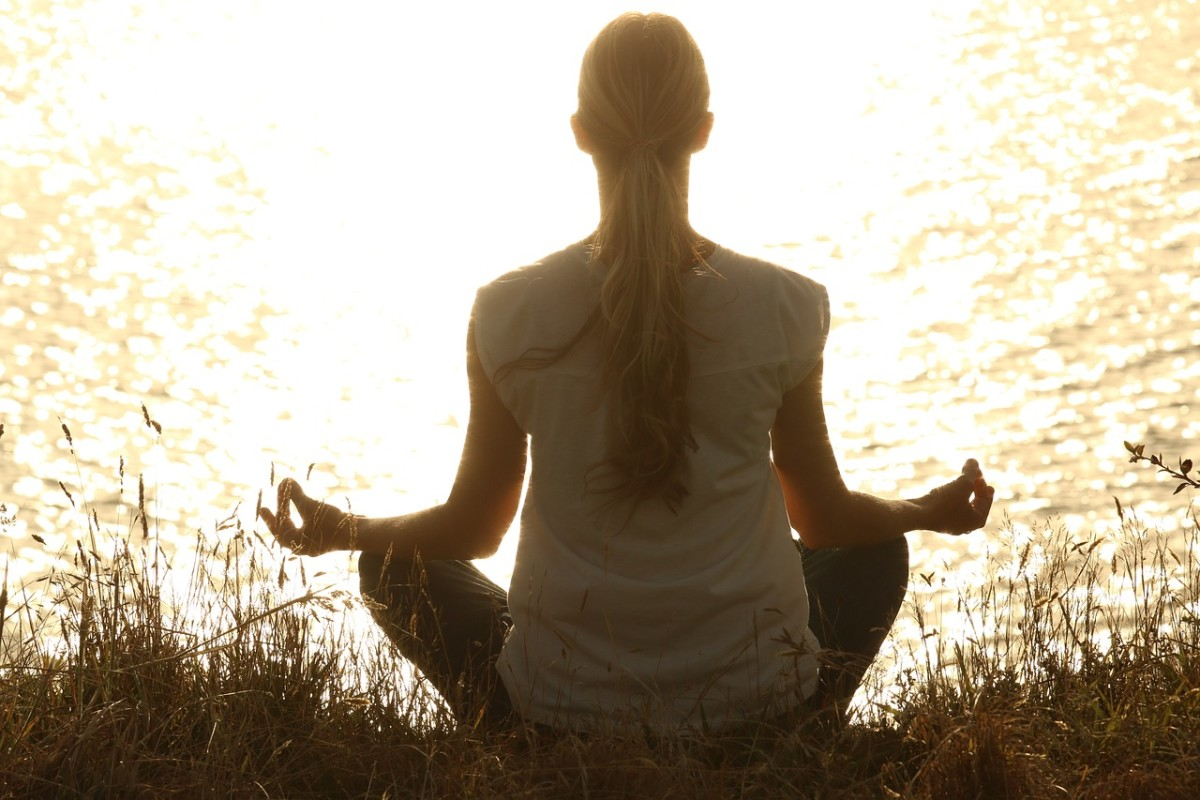 Meditation is one effective method of stress reduction.
