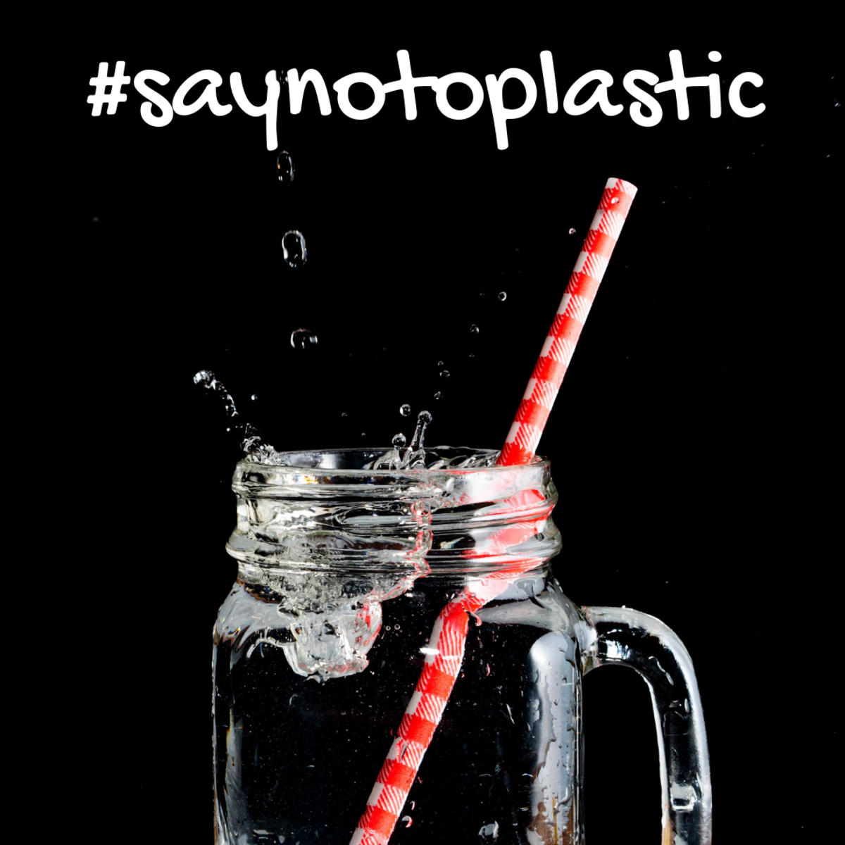 """Ditching Single-Use Plastic: The """"No Straw Please"""" Movement"""