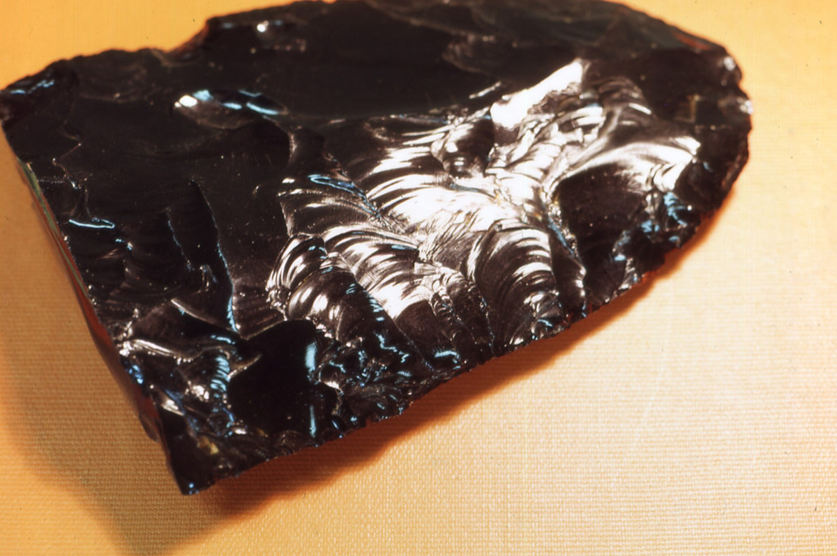Black obsidian is a powerful stone for emotional healing.