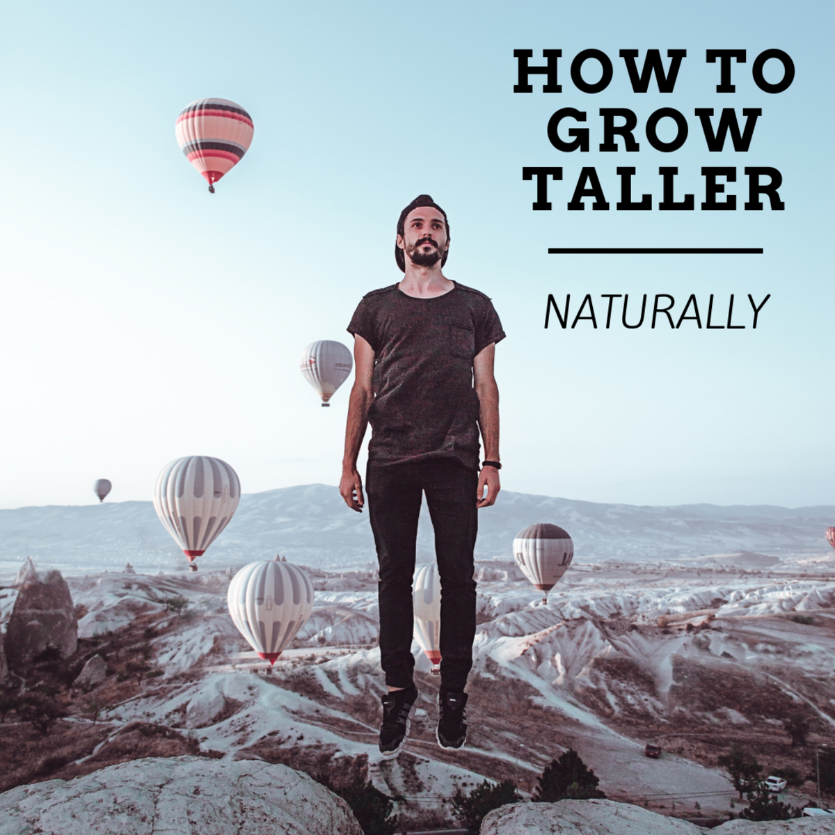 How to Grow Taller by Increasing Your Height Naturally
