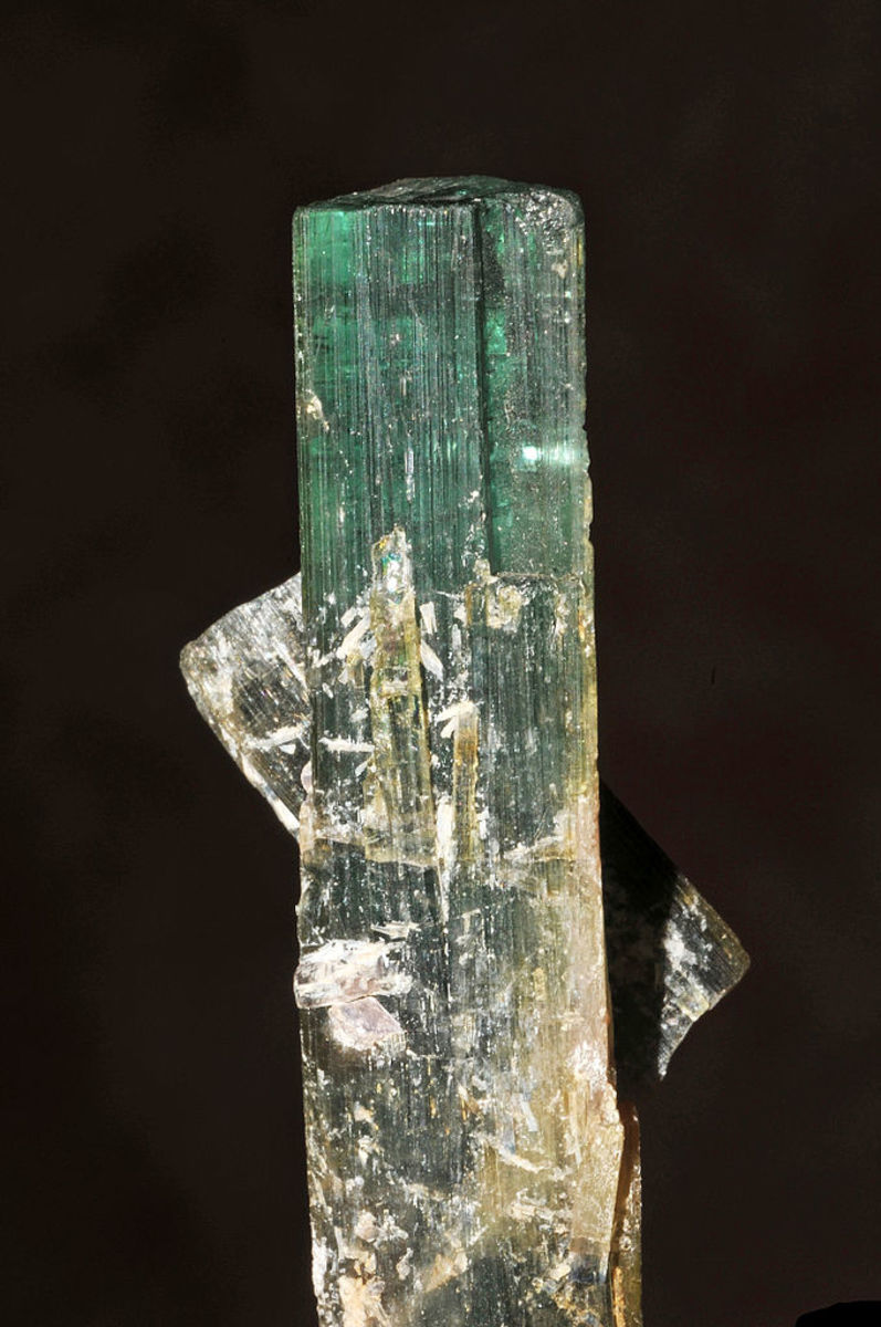 Green tourmaline may help to reduce hyperactivity.