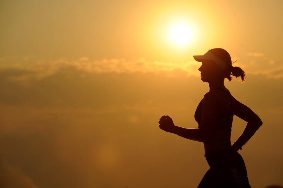 Exercise improves our mood and helps us feel better about our bodies.