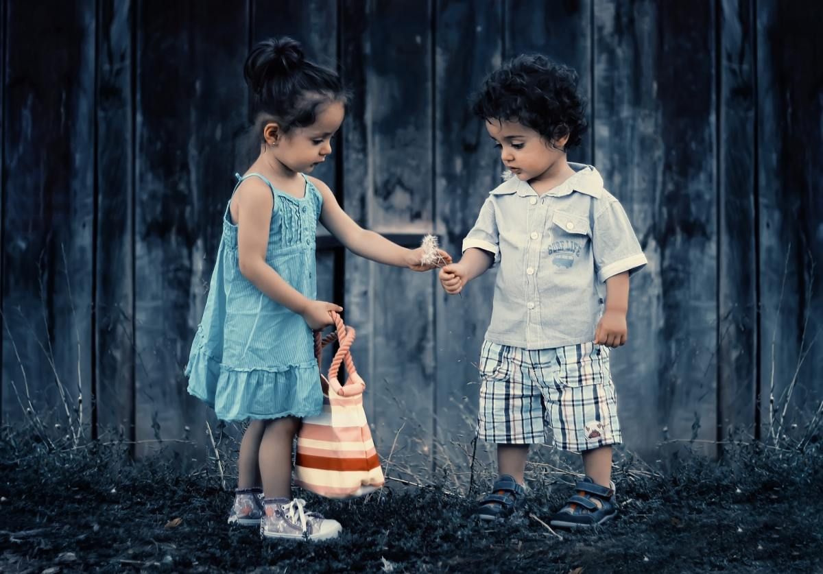 Giving to others makes us feel good about ourselves and improves our life satisfaction.