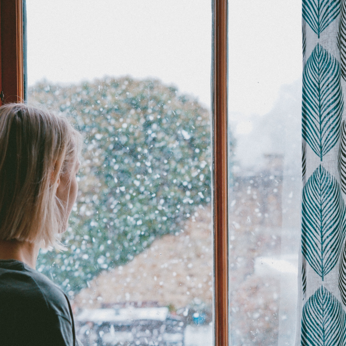 Feeling the winter blues? Maybe it's seasonal mood disorder.