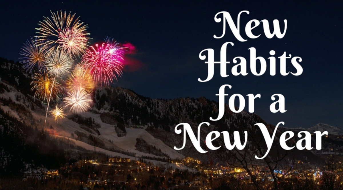 New Habits for a New Year
