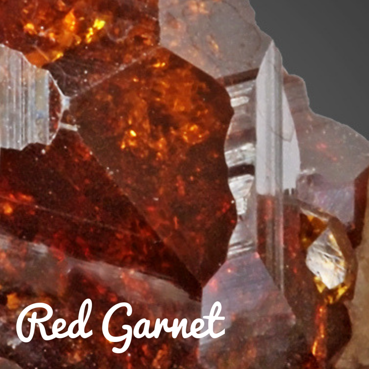 Garnet is a great crystal for enhancing sensuality and intimacy.